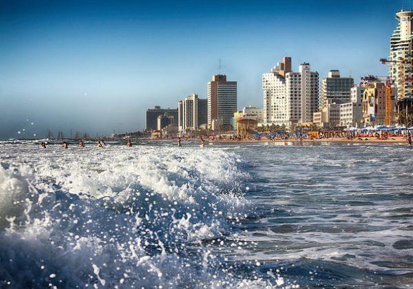 תל אביב: מלון ווסט בחוף הצוק
